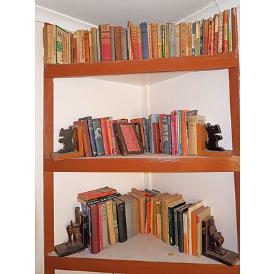 Large Group of Antique and Vintage Books