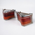Pair Left & Right Side HT Holden Tail Lights