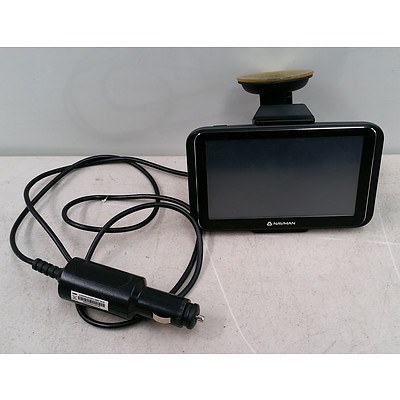 Navman  MY350LMT Car GPS with Car Charger (Cigarette Lighter)