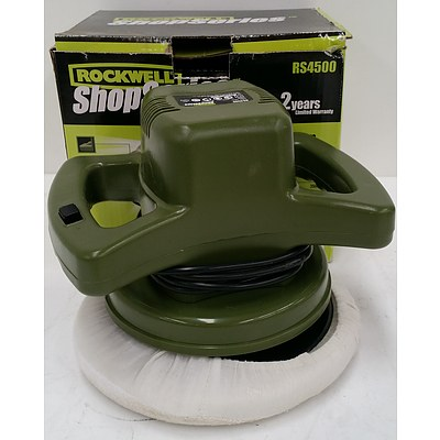 Rockwell Shop Series 120 Watt Electric Car Polisher