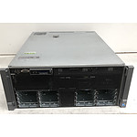 Dell PowerEdge R910 Quad Ten-Core Xeon CPU (E7-L8867) 2.13GHz Server