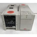 APC Smart-UPS 2000I (PE) 1500W Floorstanding UPS - Lot of Two