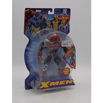 X-Men Juggernaut Super Poseable - Action Figure Collectible