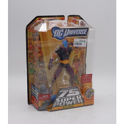 DC 75 Years - Eclipso Collectible figurine