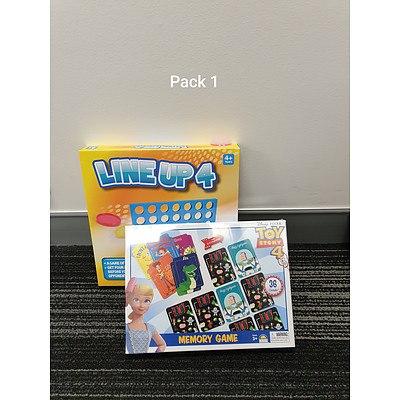 Kids Toy Bag Pack I