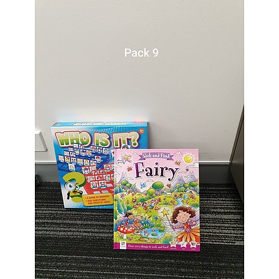Kids Toy Pack - Pack IX