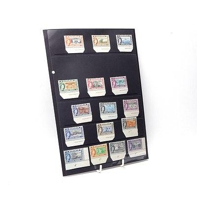 1964 Queen Elizabeth Stamps