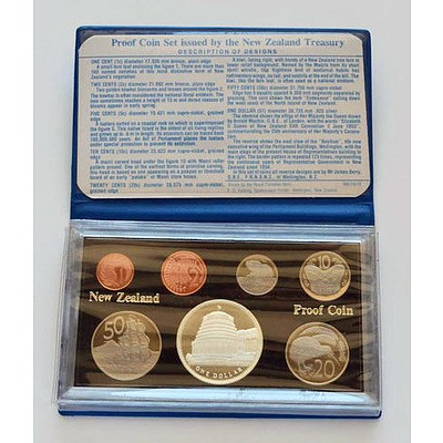 Nz: Proof Set 1978