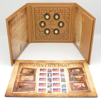 Royal Australian Mint, 2011 Limited Edition Convict Herritage Sites Collection, 6 Gold Coin Complete Set