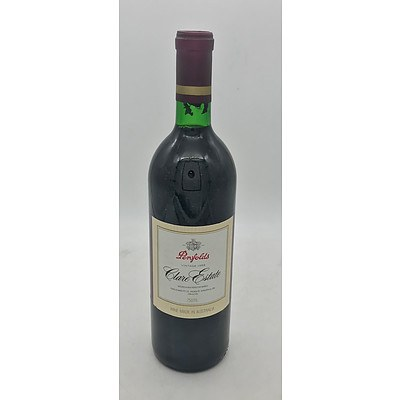 Bottle of Penfolds 1988 Clare Estate French Red Blend 750mL