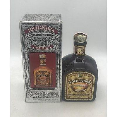 Bottle of Chivas Brothers N.V. Lochan Ora Liqueur 750mL