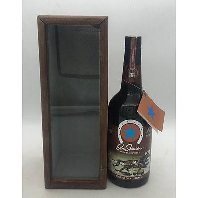 Bottle of Houghton Wines 1979 San Simeon Vintage Port 750mL (In Case)