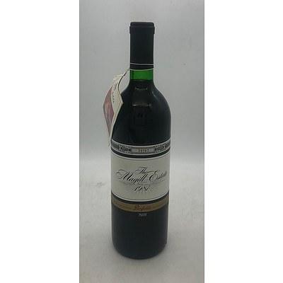 Bottle of Penfolds 1987 The Magill Estate Shiraz 750mL