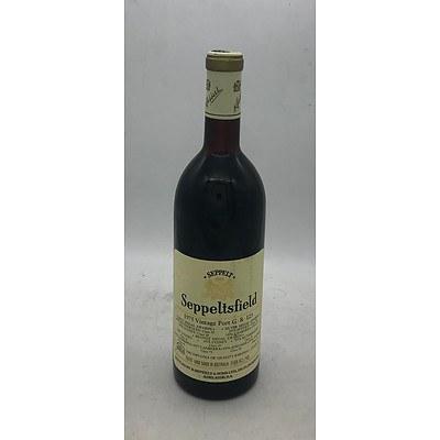 Bottle of Seppelt Seppeltsfield 1975 Vintage Port ~ G.R.123 - 750mL