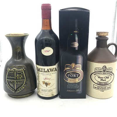 Brown Bros. Milawa Assorted Vintage Pack