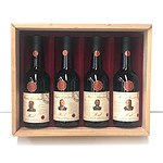 Case of 4x Bottles Wyndham Estate 1979 Prime Ministers of Australia Port Collection Series 1