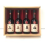 Case of 4x Bottles Wyndham Estate 1980 Prime Ministers of Australia Port Collection Series 3