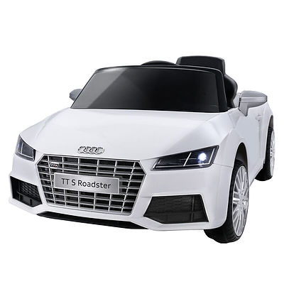 L13 - Audi licensed kids ride on car