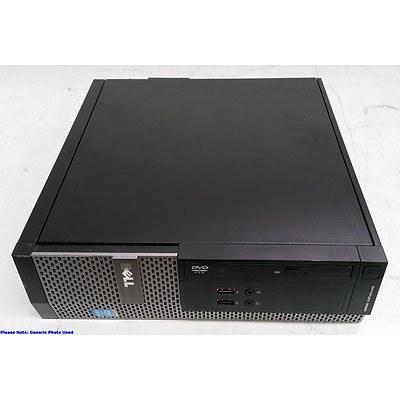 Dell OptiPlex 3020 Core i5 (4590) 3.30GHz CPU Small Form Factor Desktop Computer
