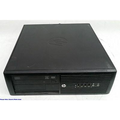 HP Compaq Pro 4300 Core i3 (3220) 3.30GHz CPU Small Form Factor Desktop Computer