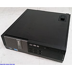 Dell OptiPlex 9020 Core i7 (4770) 3.40GHz CPU Small Form Factor Desktop Computer