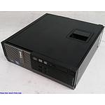 Dell OptiPlex 3010 Core i3 (3225) 3.30GHz CPU Small Form Factor Desktop Computer
