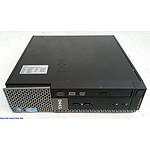 Dell OptiPlex 990 Core i7 (2600S) 2.80GHz CPU Ultra Small Form Factor Desktop Computer