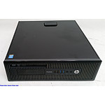 HP ProDesk 600 G1 Core i5 (4570) 3.20GHz CPU Small Form Factor Desktop Computer
