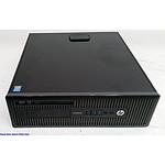 HP ProDesk 600 G1 Core i5 (4570) 3.20GHz CPU Small Form Factor Desktop Computer