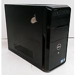 Dell Vostro 460 Core i7 (2600) 3.40GHz CPU Desktop Computer