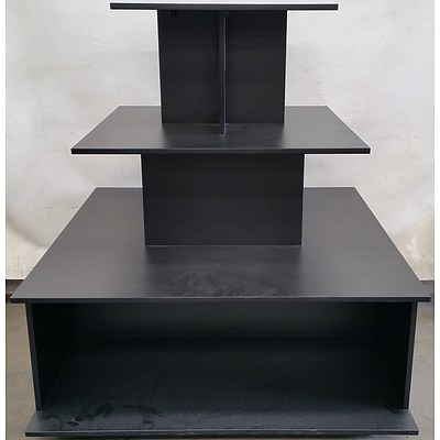 Mobile Display Plinth