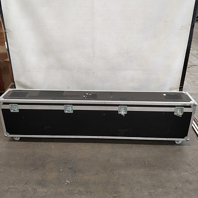 Large Travel Case, On Wheels - Includes Stage Sections