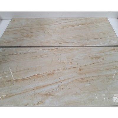 Rectangular Ceramic Floor/Wall Tiles - Lot of 42 Tiles(10.5 Square Meters) - Brand New
