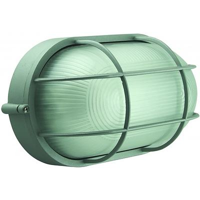 Domus Caged Oval Bunker Lights - Lot of Four - Brand New
