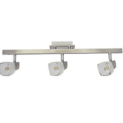 Martec Quartz Three Head LED Rail Spot Light- Lot of Six - RRP $300.00 - Brand New