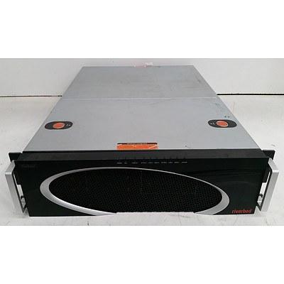 Riverbed Steelhead (SHA-06050-MODEL) 6050 Application Accelerator Appliance