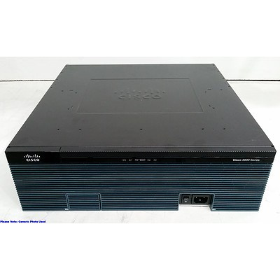 Cisco (CISCO3925-CHASSIS V02) 3900 Series Integrated Services Router
