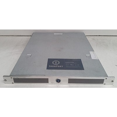 IronPort C150 Email Security Appliance