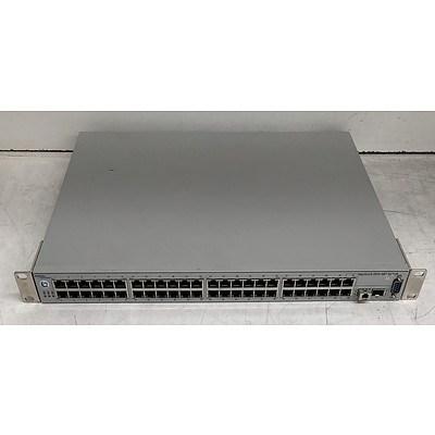 Nortel BayStack (5510-48T) 48-Port Gigabit Managed Ethernet Switch