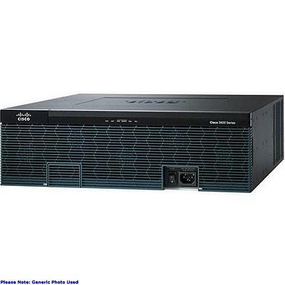 Cisco 3900 Series (CISCO3925E/K9 V02) Integrated Services Router *BRAND NEW