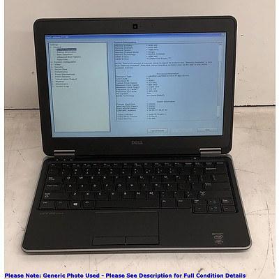 Dell Latitude E7240 12.5-Inch HD Intel Core i5 (4310U) 2.00GHz CPU Laptop