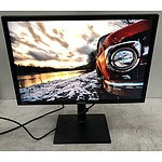 Samsung (S24E650DW) 24-Inch Widescreen LED-Backlit LCD Monitor