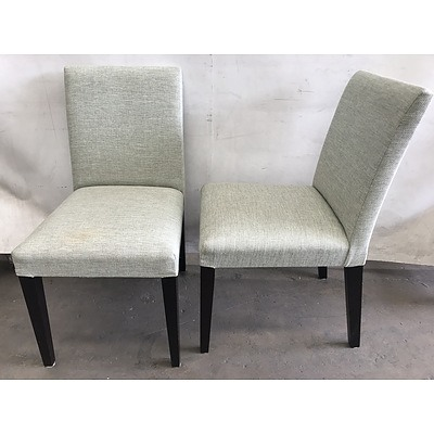 Group of Nine Contemporary Dining Chairs