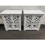 Carina Sherlock Display Cabinets