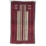 Baluch Hand Knotted Wool Pile Prayer Rug