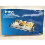 Lumina Food Heating Tray