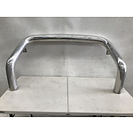 Toyota Hilux Alloy Nudge Bar