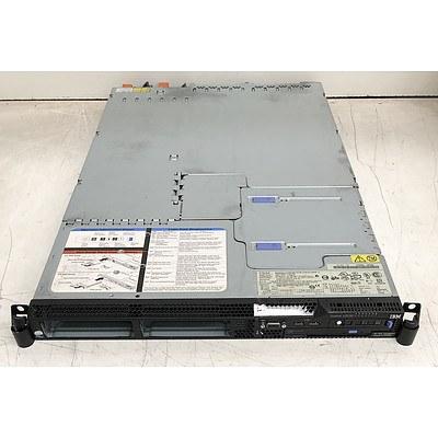 IBM System x3550 Dual Xeon (X5450) 3.00GHz 1 RU Server
