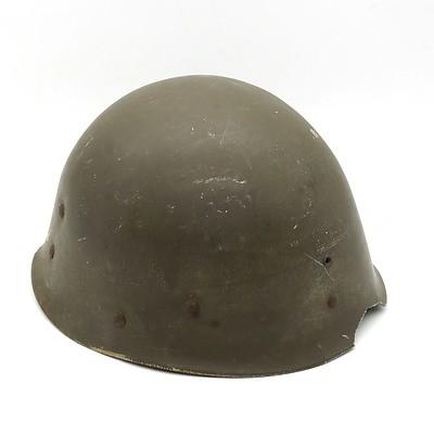 American Vietnam War Era Helmet Liner