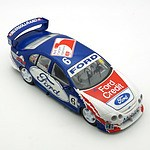 Classic Carlectables 1:18 Ford Falcon Signed by Neil Crompton